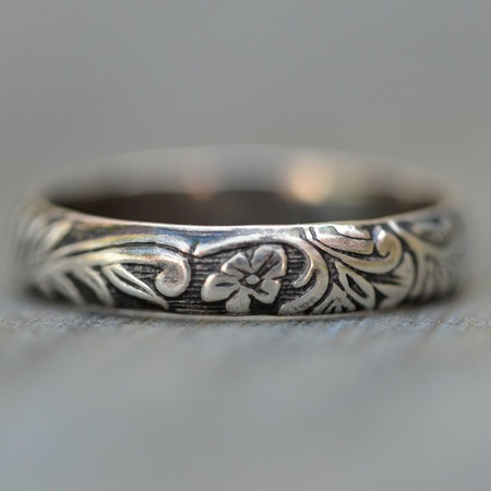 ringen sterling silver